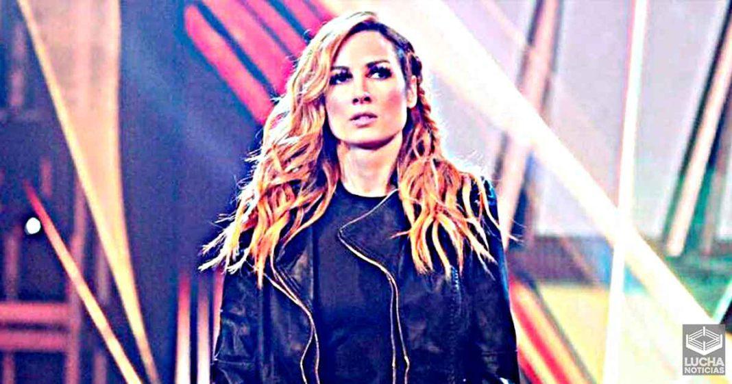 Becky Lynch está en la mejor condición de su vida antes de regresar a la WWE