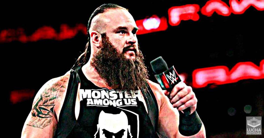 Braun Strowman dará gran anuncio sobre su futuro en la lucha libre