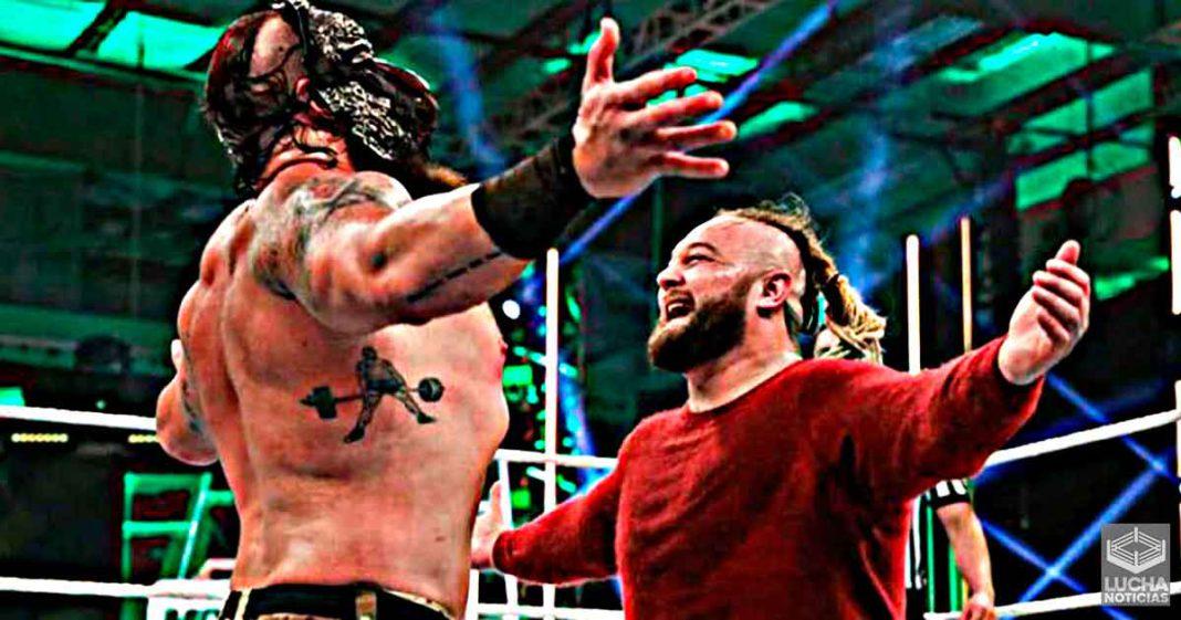 Braun Strowman espera a Bray Wyatt ahora que fue despedido de WWE