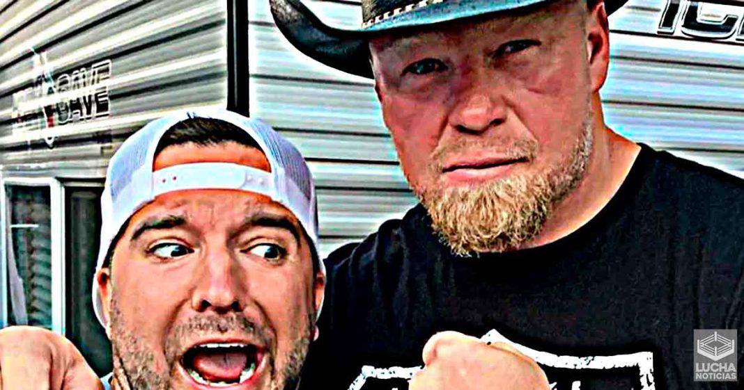 Brock Lesnar ahora es un vaquero en nuevo foto revelada
