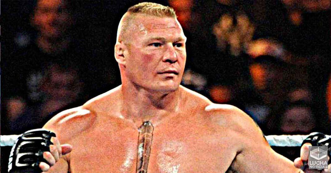 Brock Lesnar no se considera necesario para WWE ahora