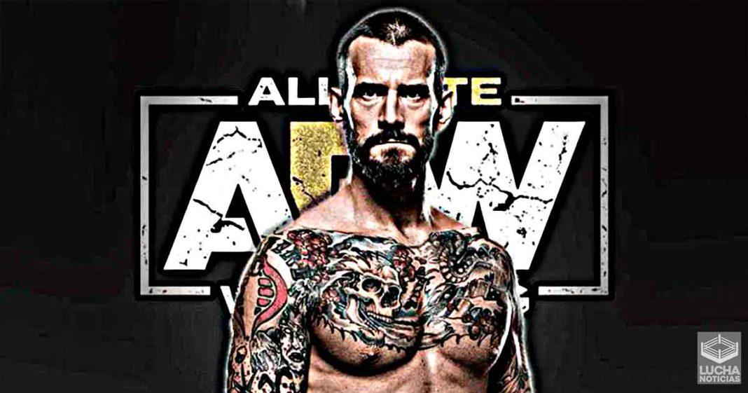 CM Punk lleva tiempo planeando su regreso a la lucha libre profesional
