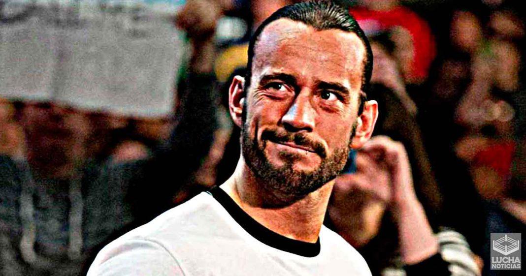 CM Punk podría regresar a la lucha libre en WWE