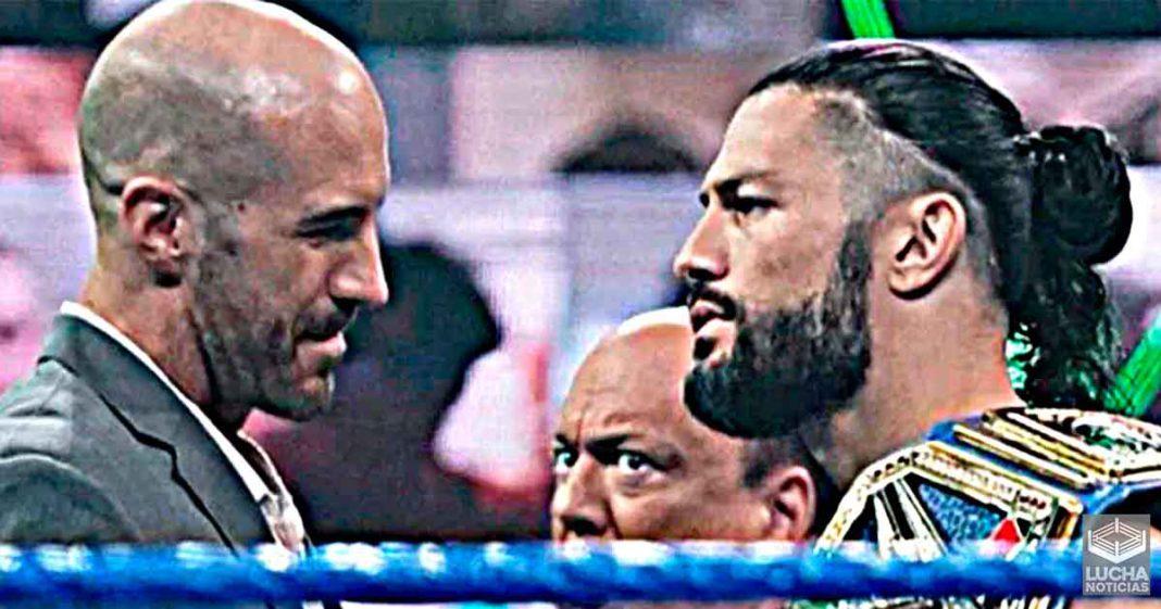 Cesaro dice que llevó a Roman Reigns al limite más que cualquier otra superestrella