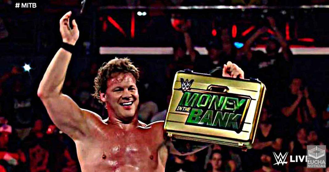 ¿Chris Jericho creó el Money in the Bank Ladder Match?