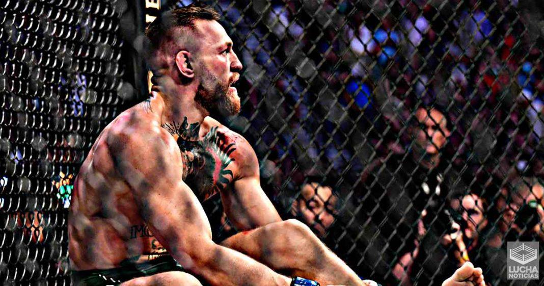 Conor McGregor amenazó de muerte a Dustin Poirier trás UFC 264