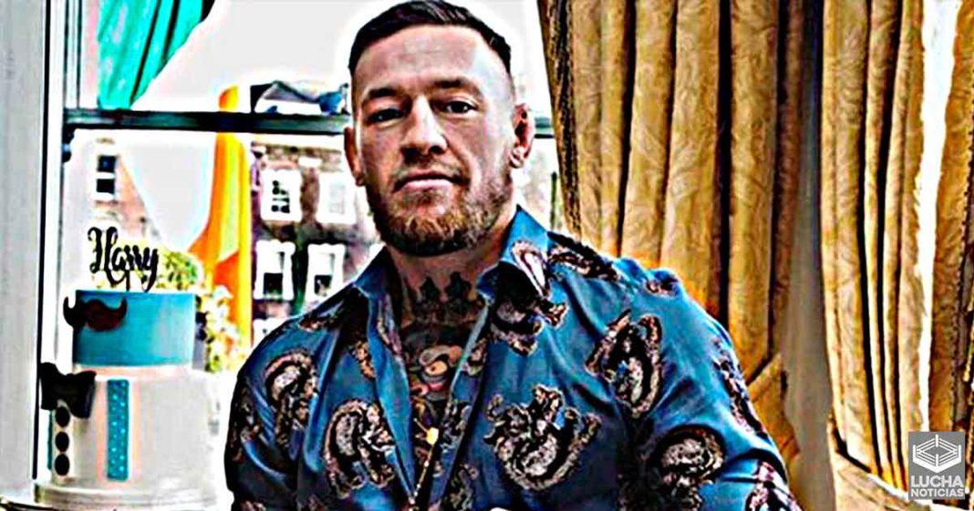 Conor McGregor es el peleador más rico de la UFC