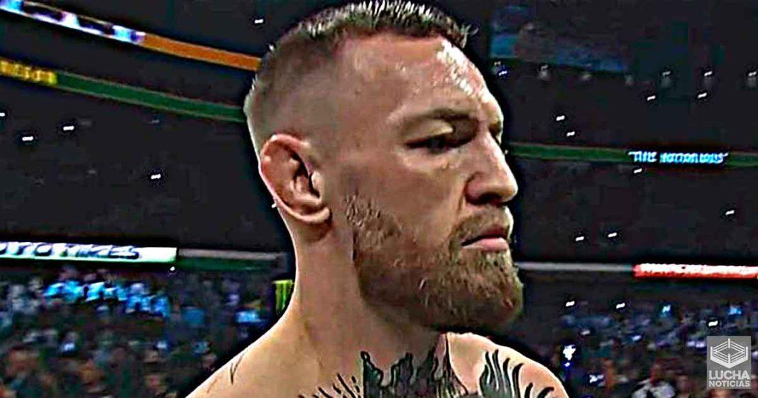 Conor McGregor fuera de acción hasta el próximo año