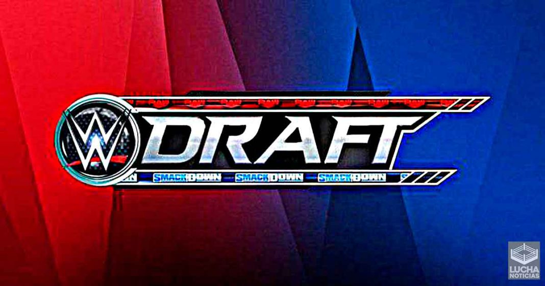 ¿Cuándo será el WWE Draft 2021?