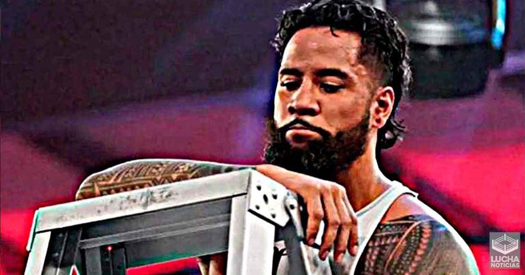 Directivos de la WWE molestos trás el arresto de Jimmy Uso