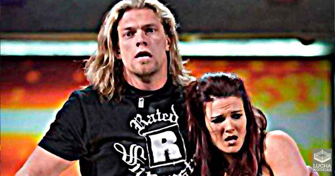 Edge admite que no disfrutó la polémica historia con Lita y Matt Hardy