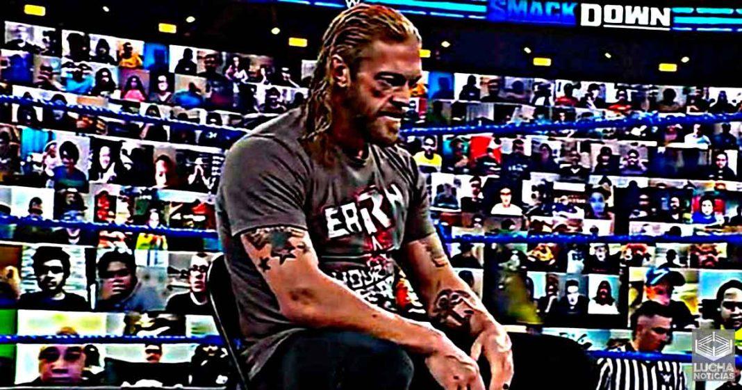 Edge dice que su carrera en la WWE será larga