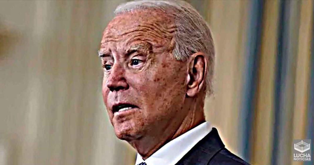 El presidente de los Estados Unidos Joe Biden encuentra ridícula la clausula de no competencia de WWE