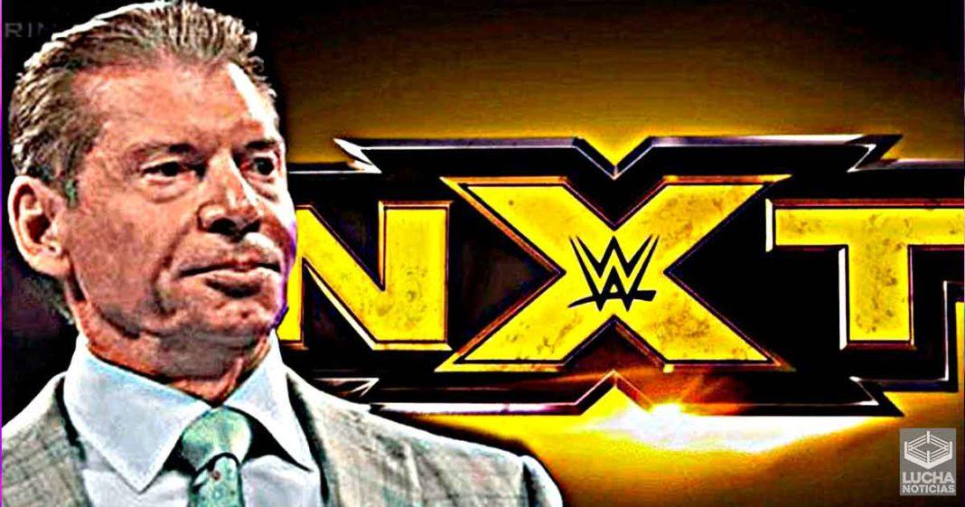 El talento de WWE NXT se sintió aliviado trás la visita de Vince McMahon