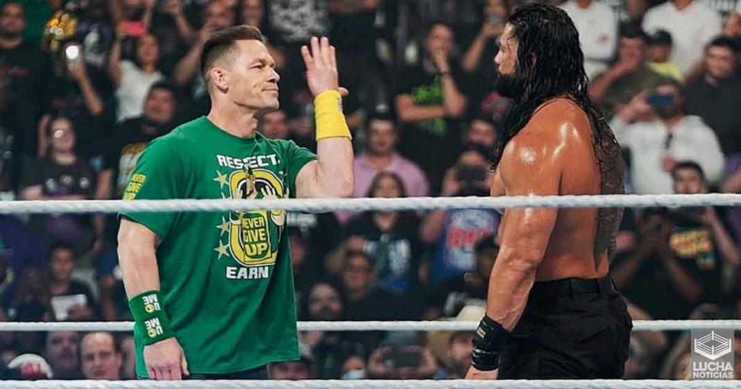 Es oficial: John Cena estará hoy en WWE RAW