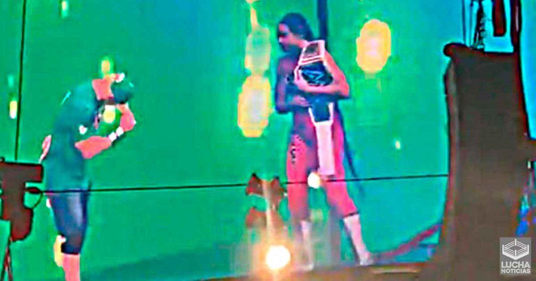 Esto fue lo que pasó cuando WWE SmackDown salió del aire
