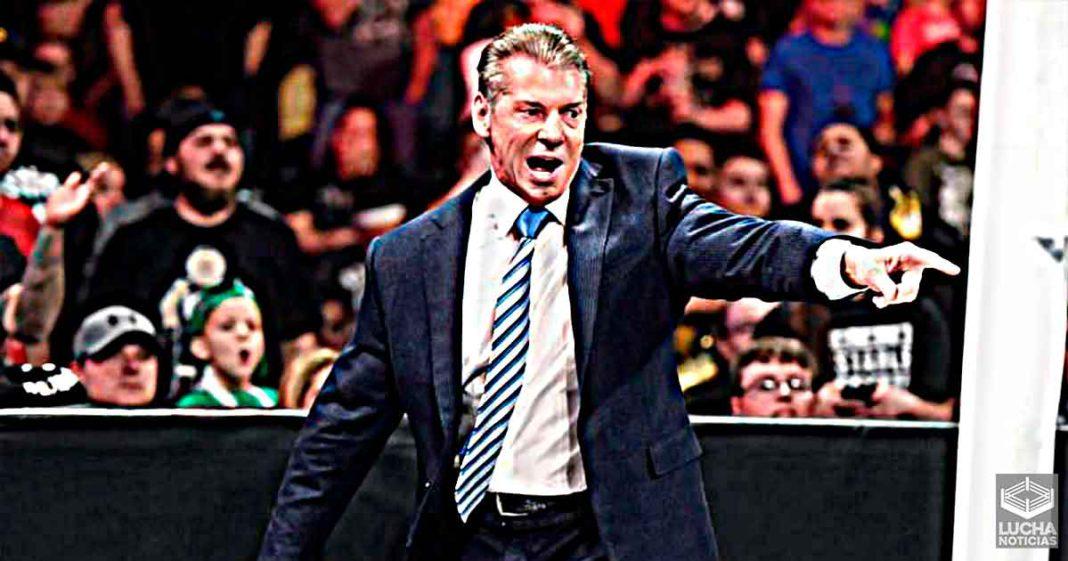 Fandando revela que Vince McMahon no quería que luchara