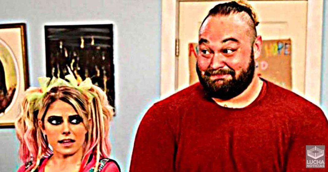 Fans culpan a Alexa Bliss por el despido de Bray Wyatt
