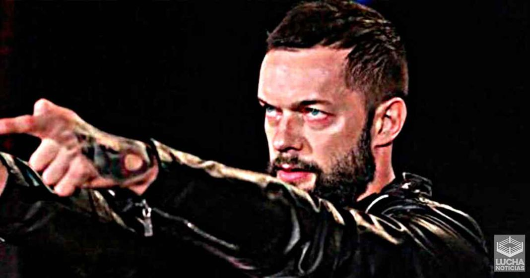 Finn Balor regresará esta noche a WWE SmackDown