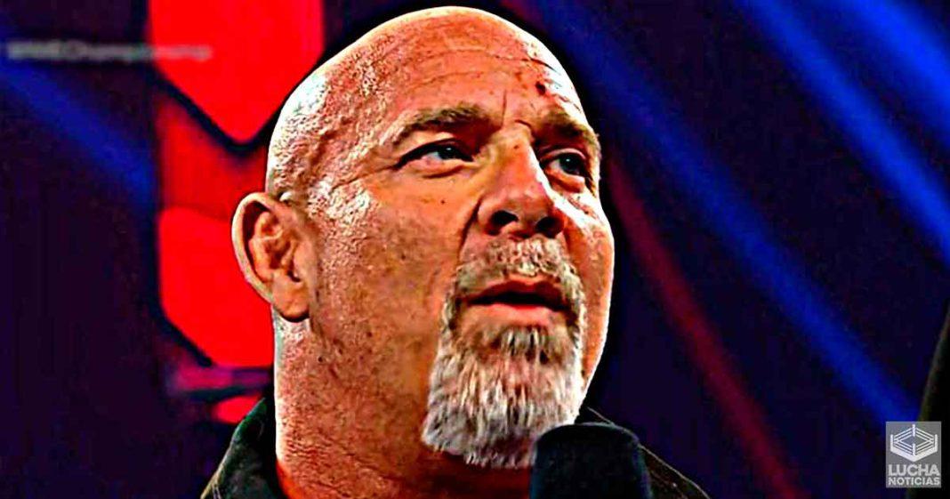Goldberg es anunciado para varios eventos de WWE RAW