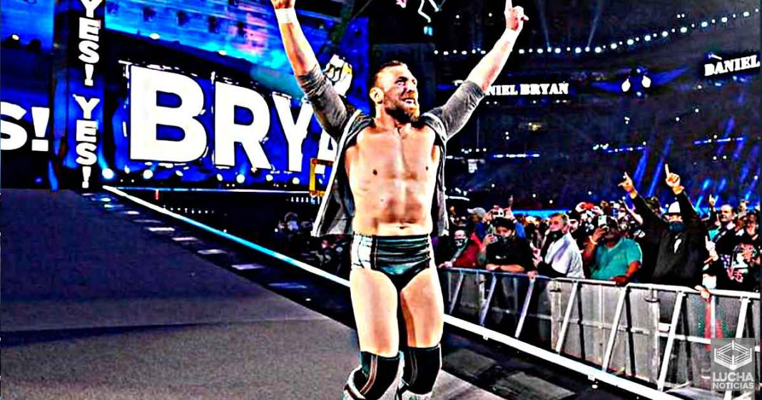 Grandes noticias sobre el futuro de Daniel Bryan en la WWE