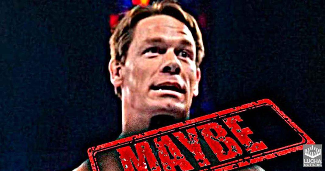 John Cena regresando en SummerSlam ya no ocurriría