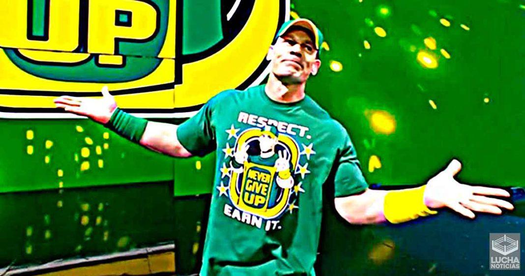 John Cena también estará en WWE SmackDown esta semana