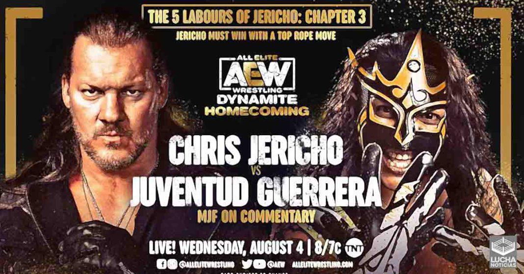 Juventud Guerrera vs Chris Jericho