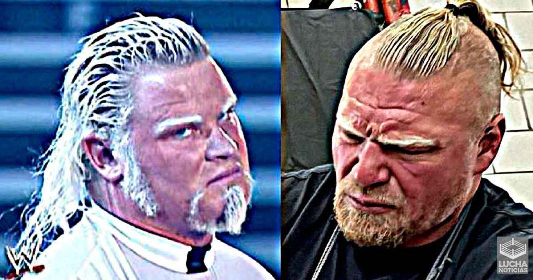 Kevin Thorn compara el nuevo look de Brock Lesnar con el suyo
