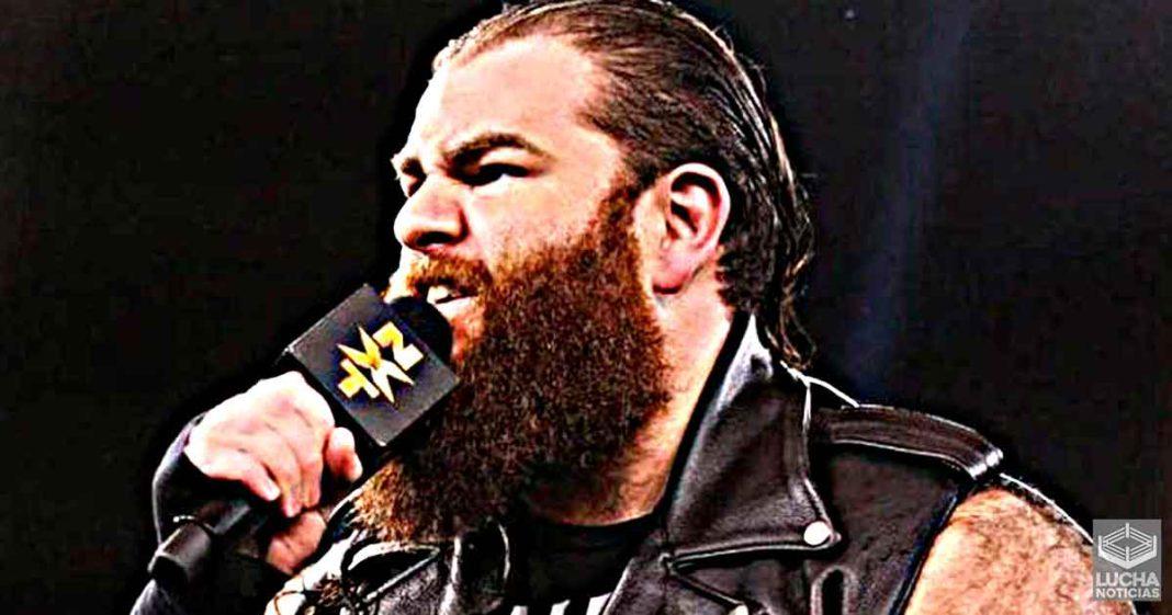 Killian Dain cree que su despido de WWE no fue pensado con anticipación