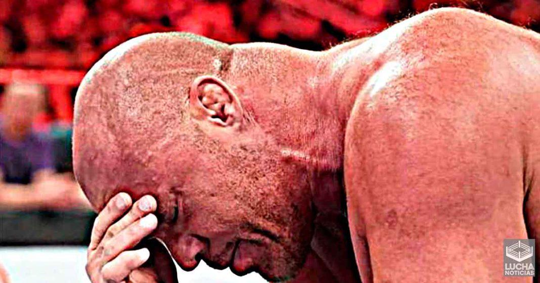 Kurt Angle dice que necesita una cirugía de cuello