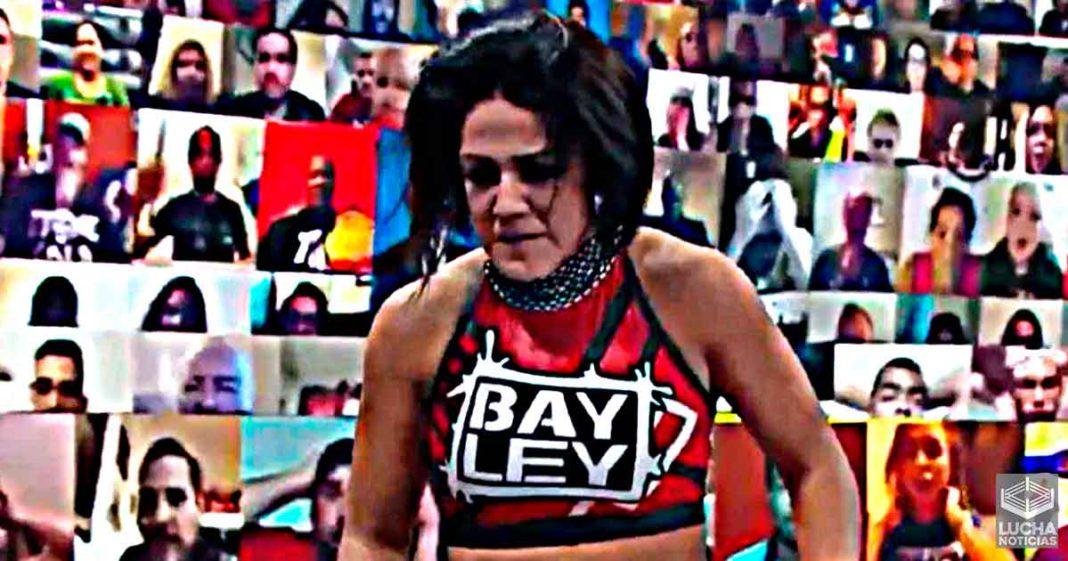 La lesión de Bayley hace que WWE haga grandes cambios a los planes creativos