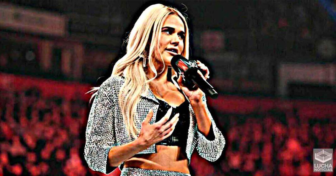 Lana recuerda como es que WWE la castigó