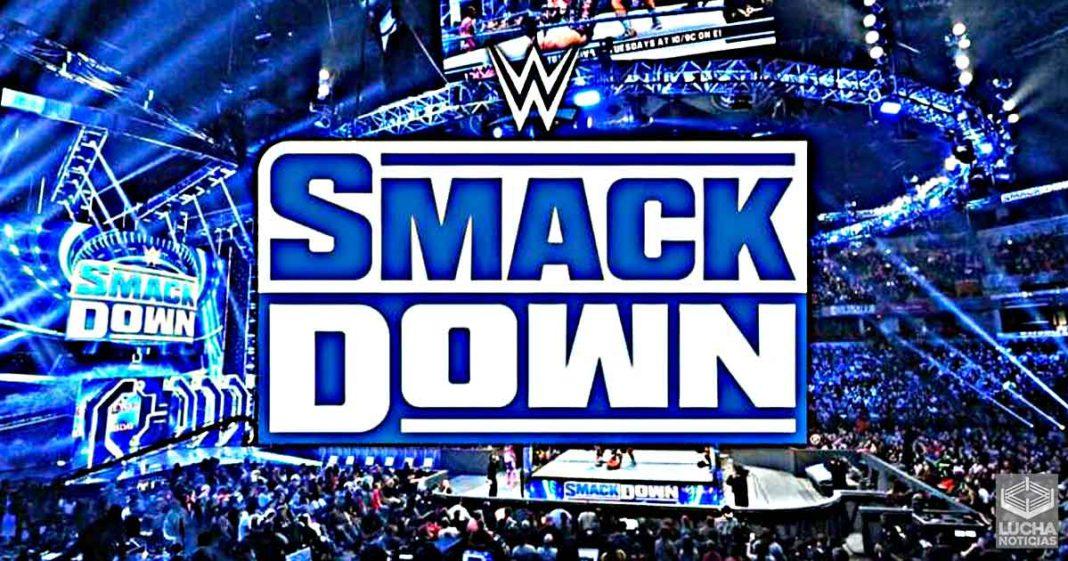 Las ratings de WWE SmackDown aumentan en el último episodio en el ThunderDome