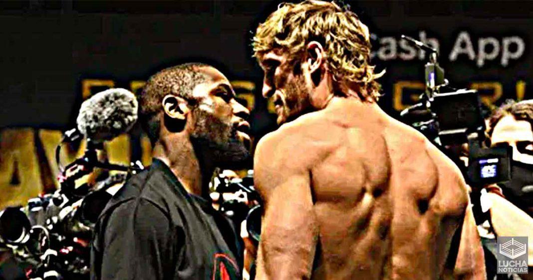 Logan Paul promete noquear a Floyd Mayweather en su revancha