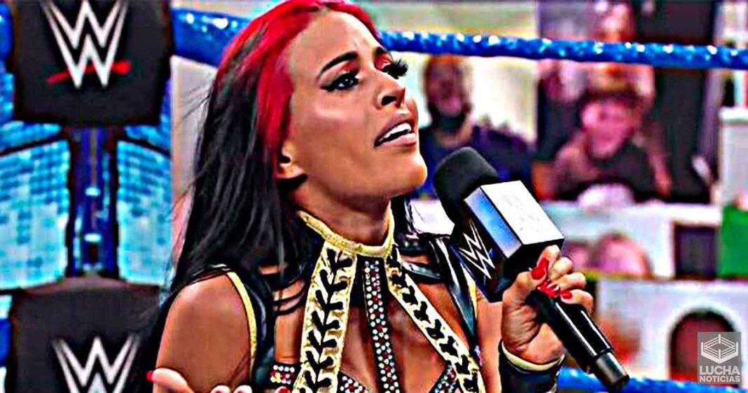 Los ejecutivos de la WWE se disculparon con Zelina Vega