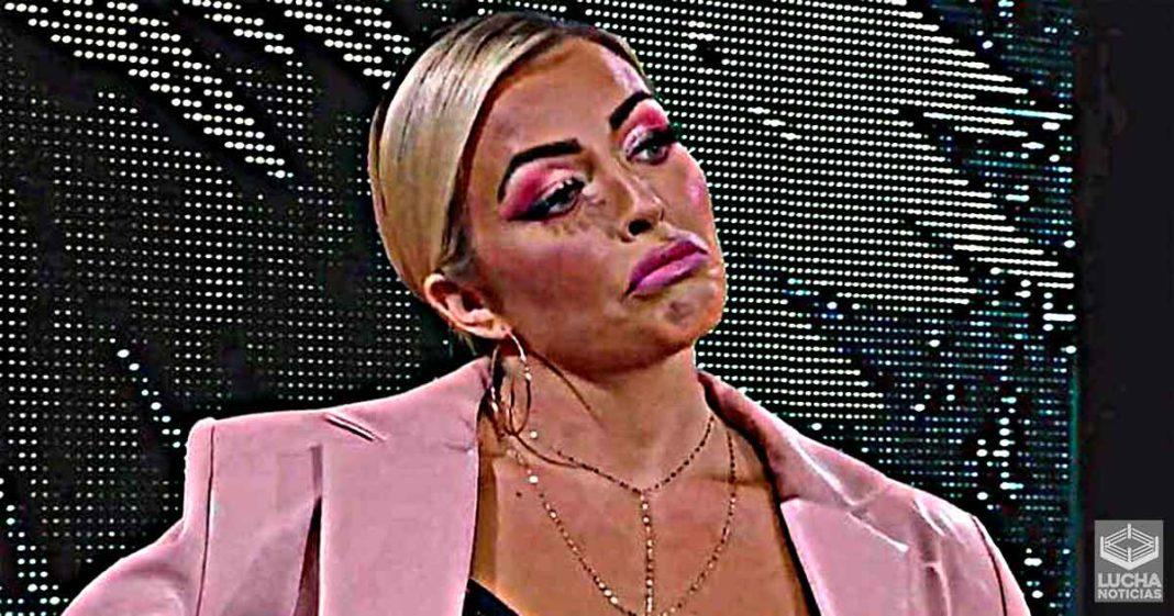 Mandy Rose regresa a WWE NXT