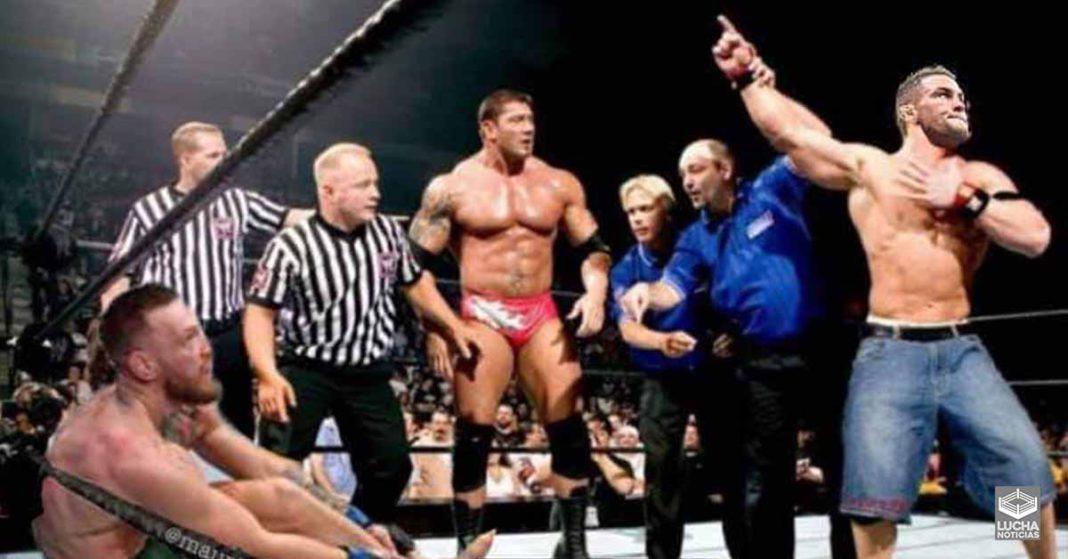 Conor McGregor es comparado con Vince McMahon