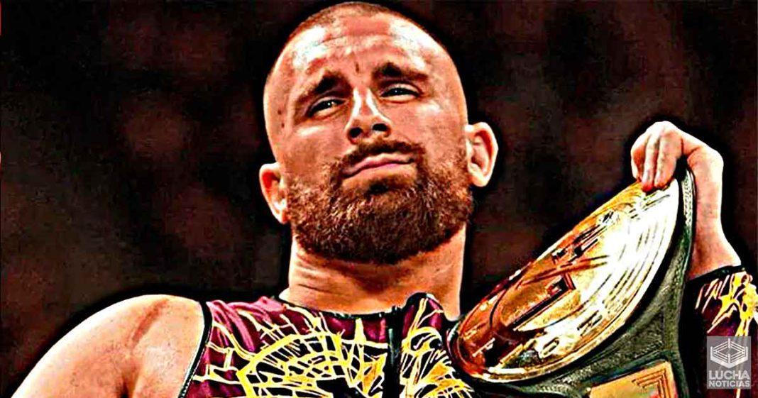 Mojo Rawley conteto por su despido de la WWE