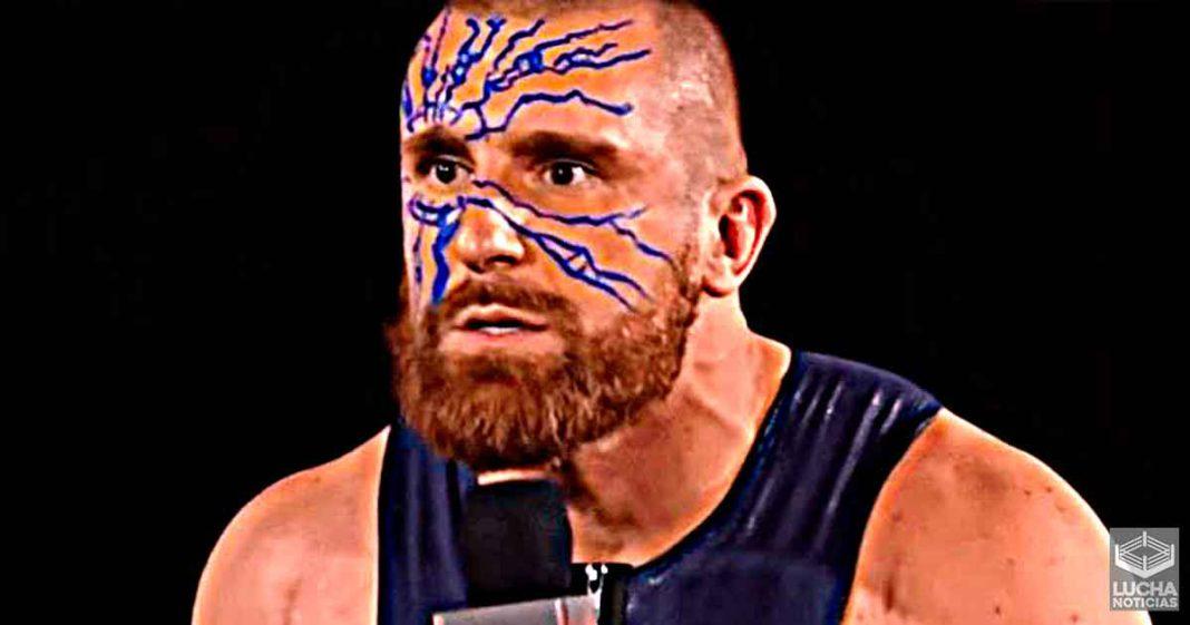Mojo Rawley dice que se pinto la cara en WWE como idiota por nada