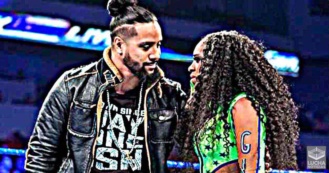 Naomi fue regresada a SmackDown para ser la niñera de Jimmy Uso