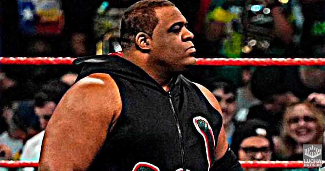 Planes de WWE para Keith Lee trás su regreso en WWE RAW