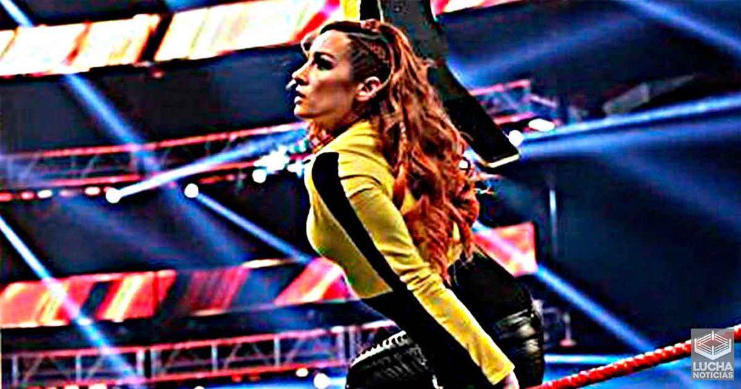 Planes de WWE para el regreso de Becky Lynch revelados