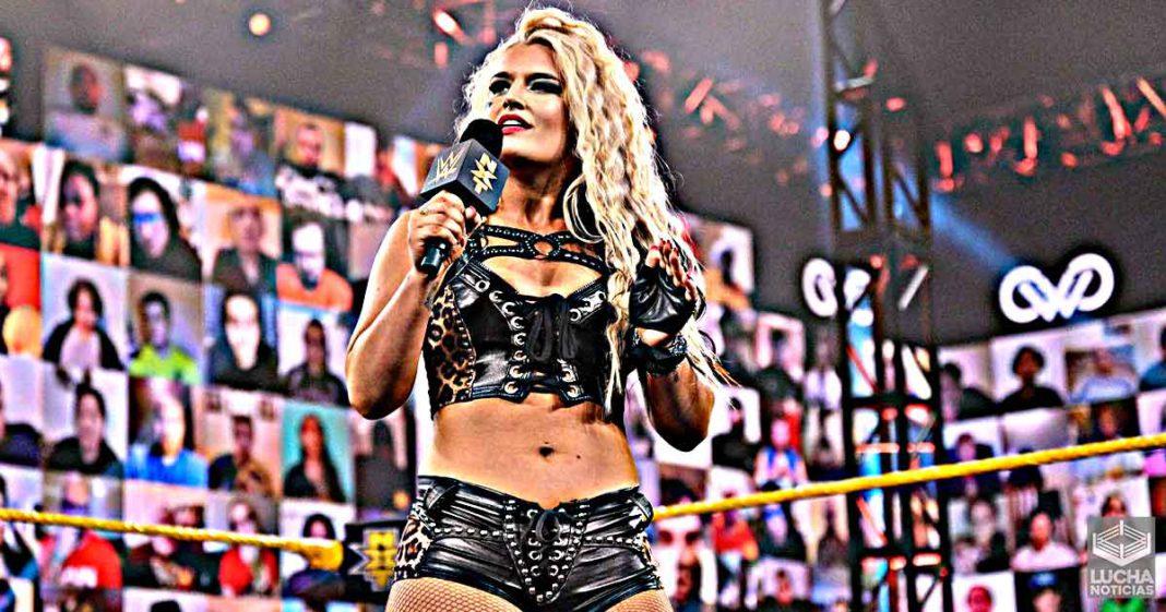 Planes hasta el momento para Toni Storm en WWE SmackDown