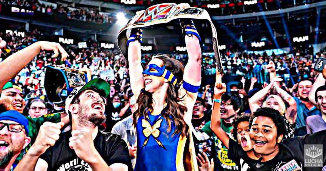 Por esta razón WWE cambió el nombre de Nikki Cross a Nikki ASH