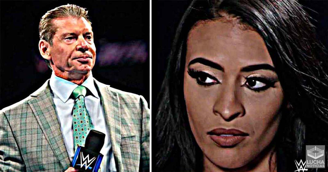 ¿Por qué Zelina Vega fue lanzada por WWE en 2020?