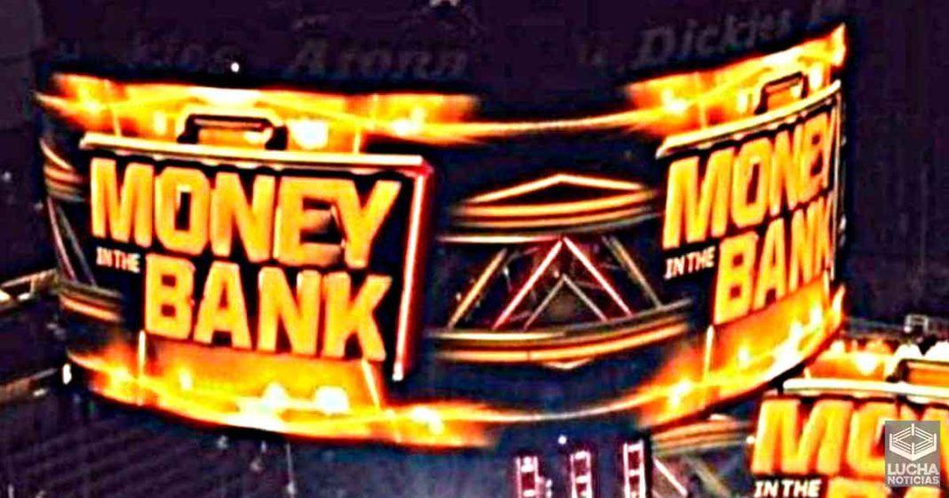 Primer vistazo al escenario de Money In The Bank