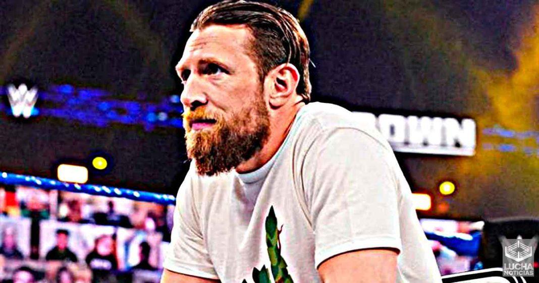 Razón por la cual Daniel Bryan prefirió a AEW sobre la WWE