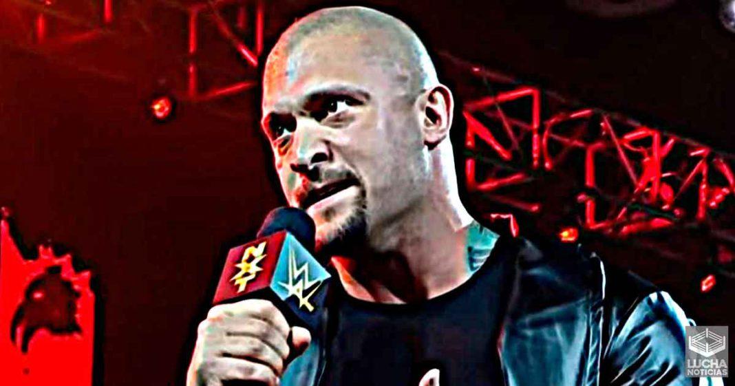 Razón por la cual Karrion Kross mencionó al elenco principal en su promo en NXT