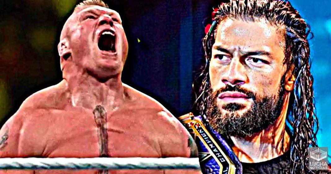 Roman Reigns está cerca de superar a Brock Lesnar